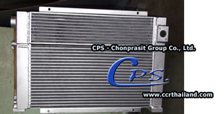 CPS air oil cooler