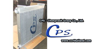 CPS engine oil cooler