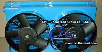 CPS Hydraulic Brass oil cooler