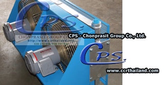 CPS Hydraulic oil cooler